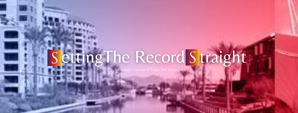 Setting the Record Straight image